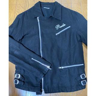 ルードギャラリー(RUDE GALLERY)の【RUDE GALLERY】ライダースジャケット(ライダースジャケット)