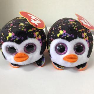マクドナルド(マクドナルド)のハッピーセット マクドナルド ty ペンギンのポケット2個セット(キャラクターグッズ)