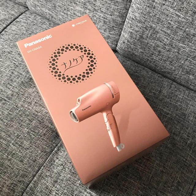 Panasonic(パナソニック)のパナソニック ヘアドライヤー ナノケア カッパーゴールド EH-CNA9A-CN スマホ/家電/カメラの美容/健康(ドライヤー)の商品写真