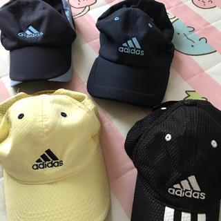 アディダス(adidas)のアディダス キャップセット54〜57cm(帽子)