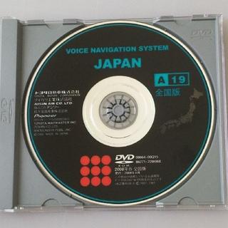 トヨタ(トヨタ)のトヨタ純正 DVDナビソフト 2008年春 全国版(カーナビ/カーテレビ)