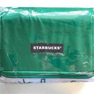 スターバックスコーヒー(Starbucks Coffee)のスターバックス福袋2020 レジャーシート たためる 新品 (日用品/生活雑貨)