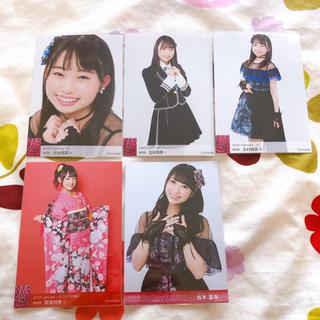 エヌエムビーフォーティーエイト(NMB48)のNMB48 生写真Bセット(アイドルグッズ)