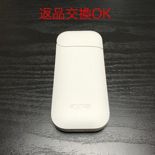IQOS - 3111番 アイコス2.4plus 本体 チャージャー 白 ホワイト