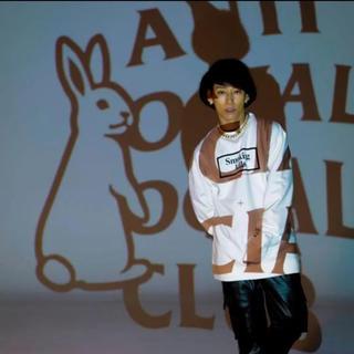 アンチ(ANTI)のアンチソーシャル×FR2smokingスウェット レジェンダ シャリーフ MHL(スウェット)