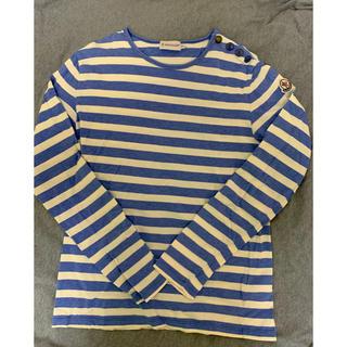モンクレール(MONCLER)のMONCLER モンクレール ロングTシャツ S(Tシャツ/カットソー(七分/長袖))