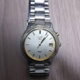 セイコー(SEIKO)のSEIKO セイコー AGS SPIRIT 5M22-7A40(腕時計(アナログ))