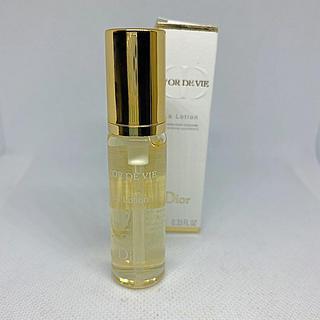 Christian Dior - ディオール オー・ド・ヴィ ラ ローション 保湿化粧水 10ml  最高峰ライン