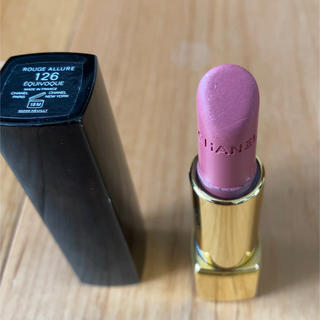 シャネル(CHANEL)の【CHANEL】ROUGE ALLURE 126(口紅)