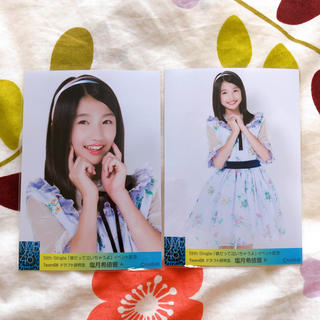 エヌエムビーフォーティーエイト(NMB48)の塩月希依音 生写真Aセット(アイドルグッズ)