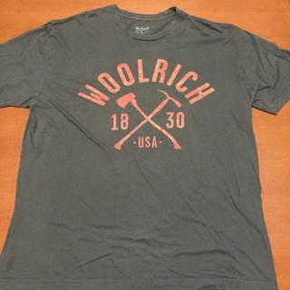 ウールリッチ(WOOLRICH)のウールリッチ Tシャツ ビッグプリント ビッグシルエット L(Tシャツ/カットソー(半袖/袖なし))