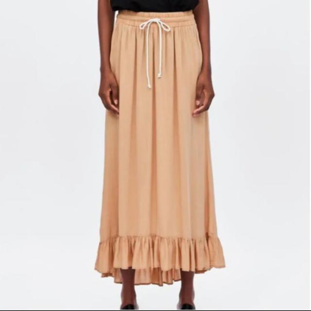 ZARA(ザラ)のザラ ロングスカート レディースのスカート(ロングスカート)の商品写真