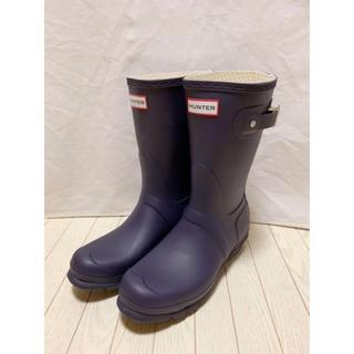 ハンター(HUNTER)のハンター HUNTER ショート ブーツ ORIGINAL SHORT UK10(長靴/レインシューズ)