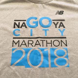 ニューバランス(New Balance)のニューバランス 名古屋シティーマラソン Tシャツ(Tシャツ/カットソー(半袖/袖なし))