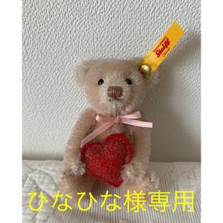 Mini Teddy bear heart-ミニテディベア ハート- 10cm