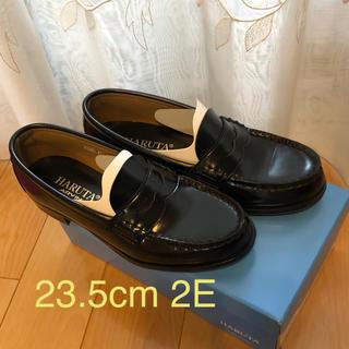 ハルタ(HARUTA)のHARUTA ローファー黒(ローファー/革靴)