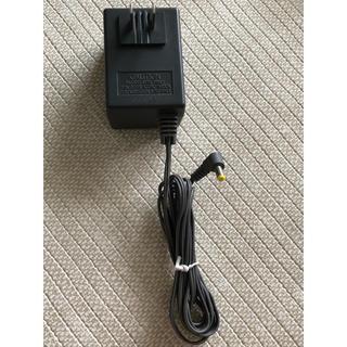 パナソニック(Panasonic)のパナソニック PANASONIC PQLV207JP [ACアダプター](変圧器/アダプター)