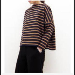 IENA - トラディショナルウェザーウェア ボーダーシャツ