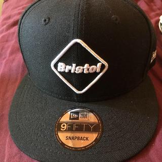 エフシーアールビー(F.C.R.B.)のBristol newera snapback cap(キャップ)