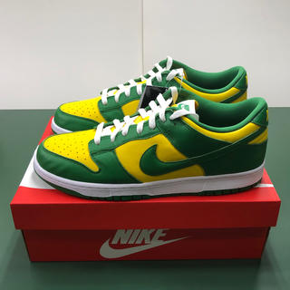 ナイキ(NIKE)のNIKE Dunk Low SP Brazil 30cm(スニーカー)