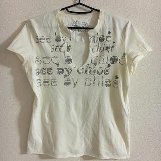 シーバイクロエ(SEE BY CHLOE)のシーバイクロエ Tシャツ(Tシャツ(半袖/袖なし))
