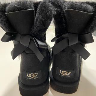 UGG - ベイリーボウ リボン ムートン ugg ブーツ