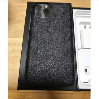 iPhone - SIMフリー iPhone 11 Pro 64GB ブラック 美品