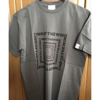 藤井フミヤ time  of the wind TOUR GOODS Tシャツ(ミュージシャン)