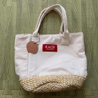 カルディ(KALDI)のKALDI ミニトートバック(トートバッグ)