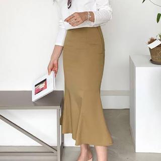 dholic - dholic ロングマーメイドスカート
