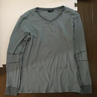 アンダーカバー(UNDERCOVER)のUU UNIQLOxUNDER COVER コラボ 長袖Tシャツ L(Tシャツ/カットソー(七分/長袖))