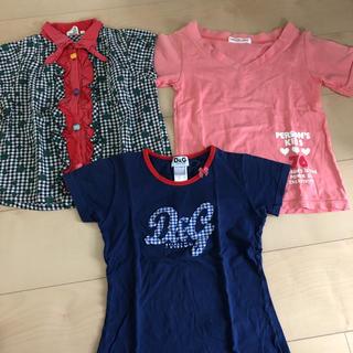 ドルチェアンドガッバーナ(DOLCE&GABBANA)のTシャツ 110 (Tシャツ/カットソー)
