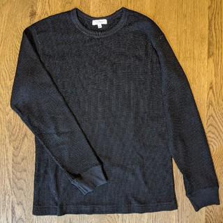 ビューティアンドユースユナイテッドアローズ(BEAUTY&YOUTH UNITED ARROWS)のワッフルカットソー(Tシャツ/カットソー(七分/長袖))