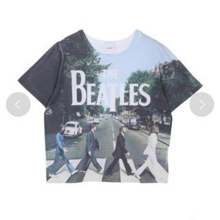 アメリヴィンテージ(Ameri VINTAGE)のBEATLES TEE(Tシャツ(半袖/袖なし))