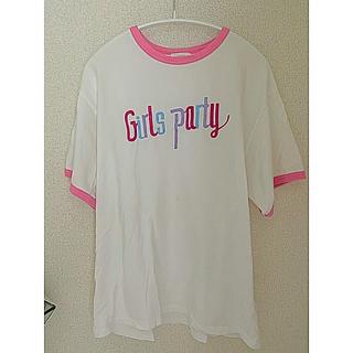 バブルス(Bubbles)のbubbles ビッグTシャツ(Tシャツ(半袖/袖なし))