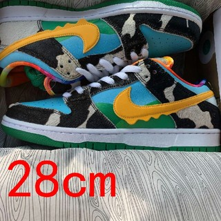NIKE - 28CM Ben & Jerry's×SB Dunk Low