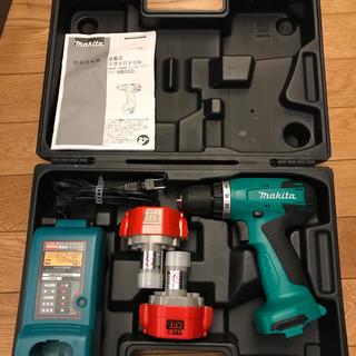 マキタ(Makita)のマキタ 充電式ドライバドリル(工具/メンテナンス)