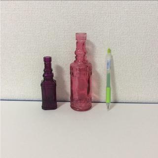 2つセット アラブ風 小瓶(花瓶)