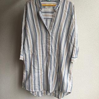 Ungrid - ungrid☆ストライプシャツ