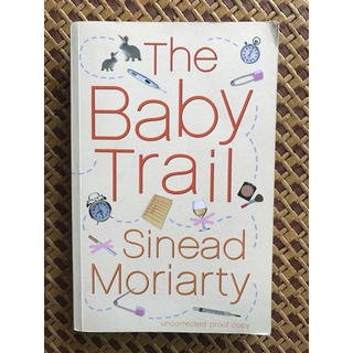 洋書 『The Baby Trail 』 Sinead Moriarty (洋書)