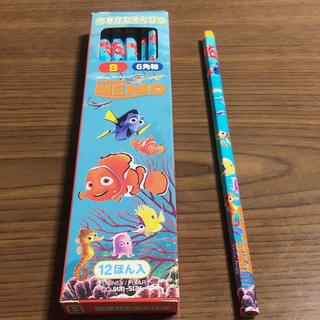 ディズニー(Disney)のファインディング・ニモ かきかたえんぴつ B ×7本(鉛筆)