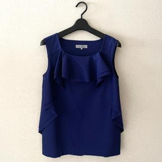 VIAGGIO BLU - ビアッジョブルー♡ノースリーブシャツ