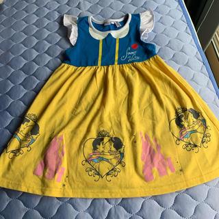 ディズニー(Disney)のディズニー プリンセス 白雪姫(ワンピース)