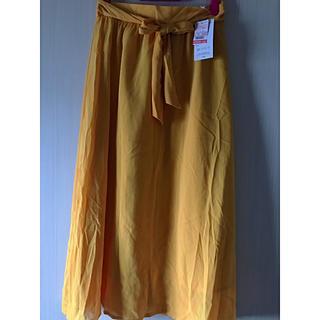しまむら - 新品タグ付き 夏用ロングスカート しまむら