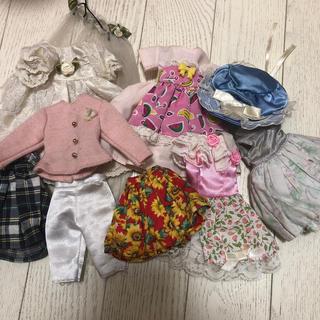 タカラトミー(Takara Tomy)のリカちゃん バラバラ お洋服セット(人形)