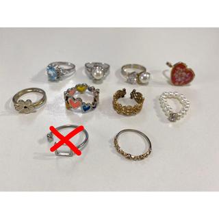 スリーコインズ(3COINS)の指輪(リング(指輪))