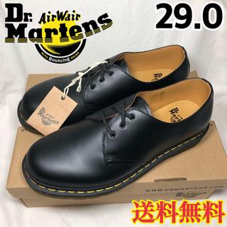ドクターマーチン(Dr.Martens)の新品◉ドクターマーチン 3ホール 1461 3アイ ギブソン ブラック 29.0(ドレス/ビジネス)