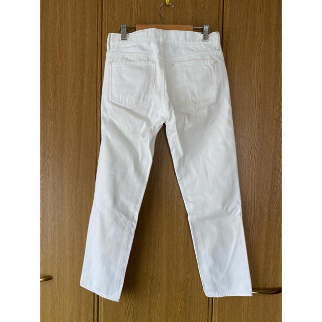 SHIPS(シップス)のSHIPS ホワイトデニムパンツ レディースのパンツ(デニム/ジーンズ)の商品写真