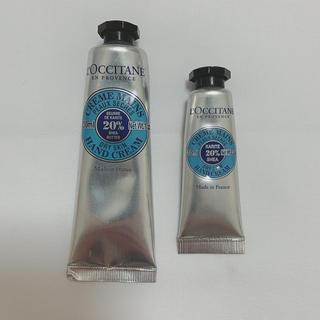 ロクシタン(L'OCCITANE)のシアハンドクリーム 2本セット(ハンドクリーム)
