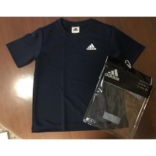 adidas - 新品   adidas アディダス Tシャツ 半袖 140㎝